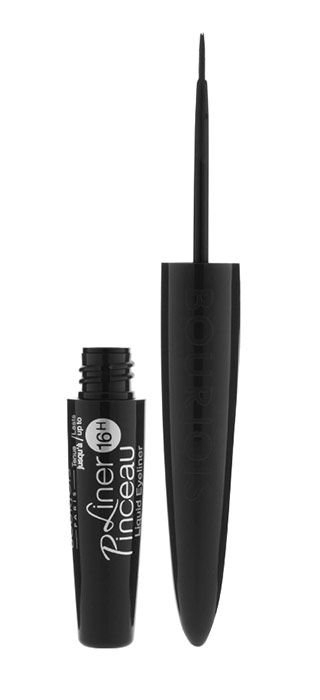 Bourjois Paris Liner Pinceau Eye Line 2,5ml 16h Black (Liquid)