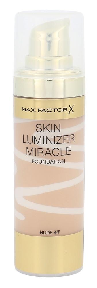 Max Factor Skin Luminizer Makeup 30ml 47 Nude