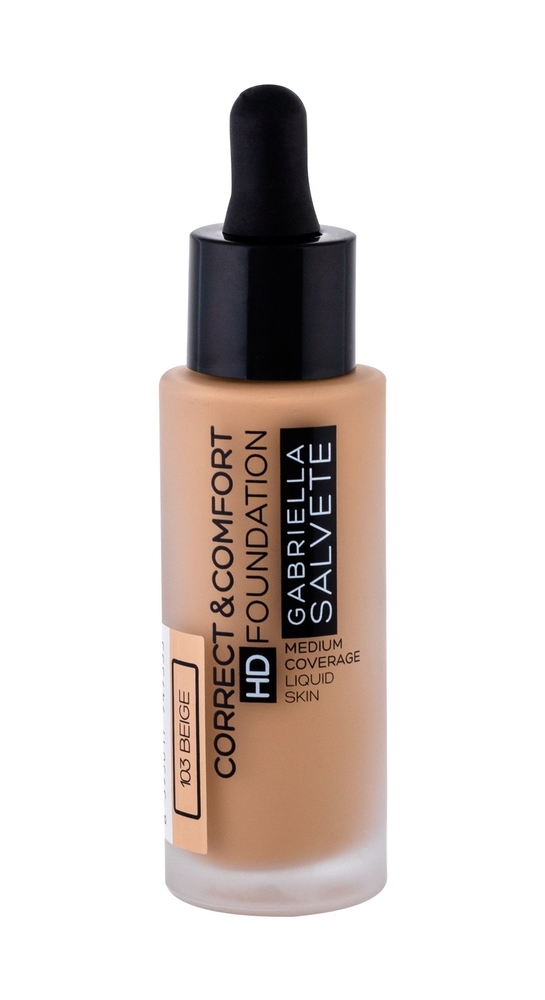Gabriella Salvete Correct Comfort Makeup 29ml 103 Beige