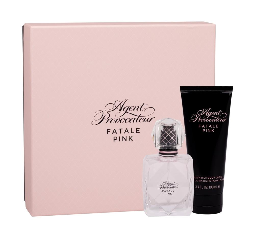 Agent Provocateur Fatale Pink Eau De Parfum 100ml - Set