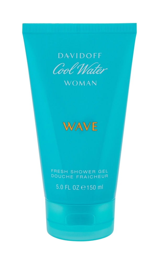 Davidoff Cool Water Wave Shower Gel 150ml Woman