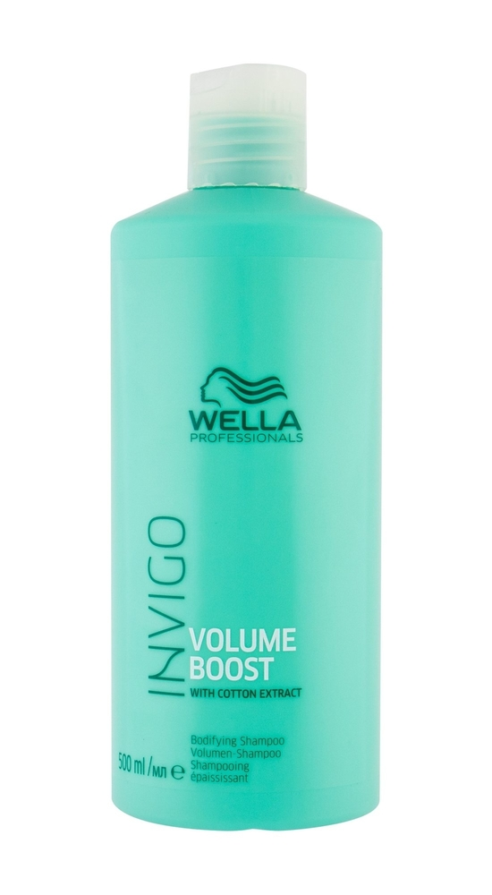 Wella Wpc Invigo Volume Boost Bodifying Shampoo 500ml