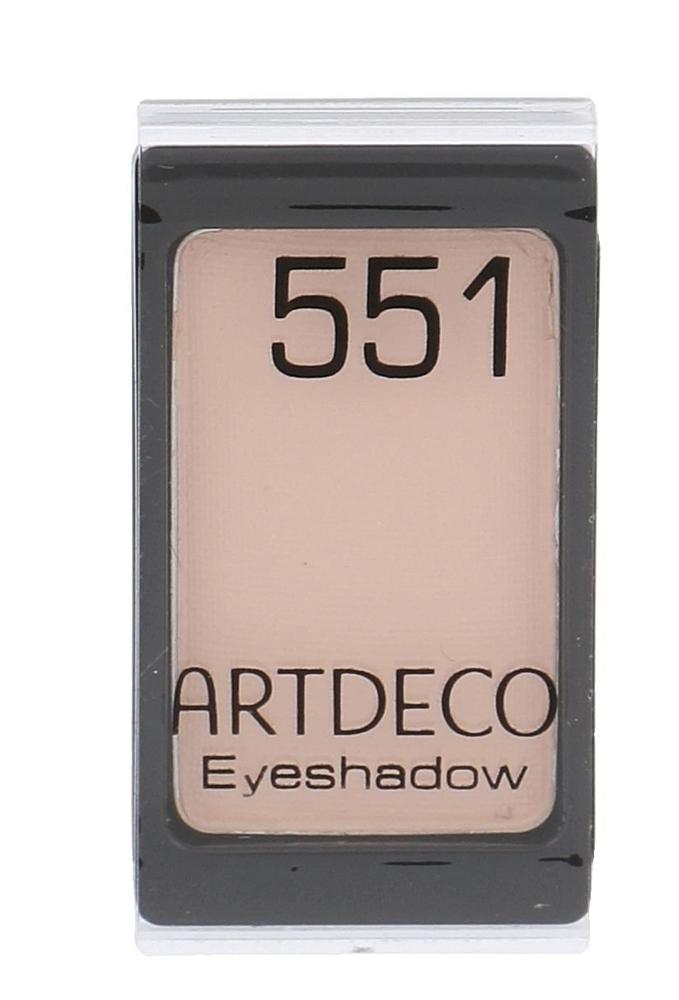 Artdeco Matt Eye Shadow 0,8gr 551 Matt Natural Touch oμορφια   μακιγιάζ   μακιγιάζ ματιών   σκιές ματιών