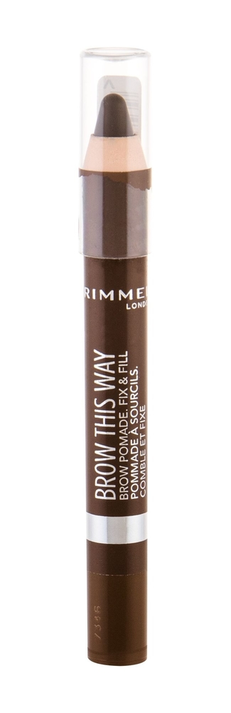 Rimmel London Brow This Way Brow Pomade Eyebrow Pencil 3,25gr 003 Dark
