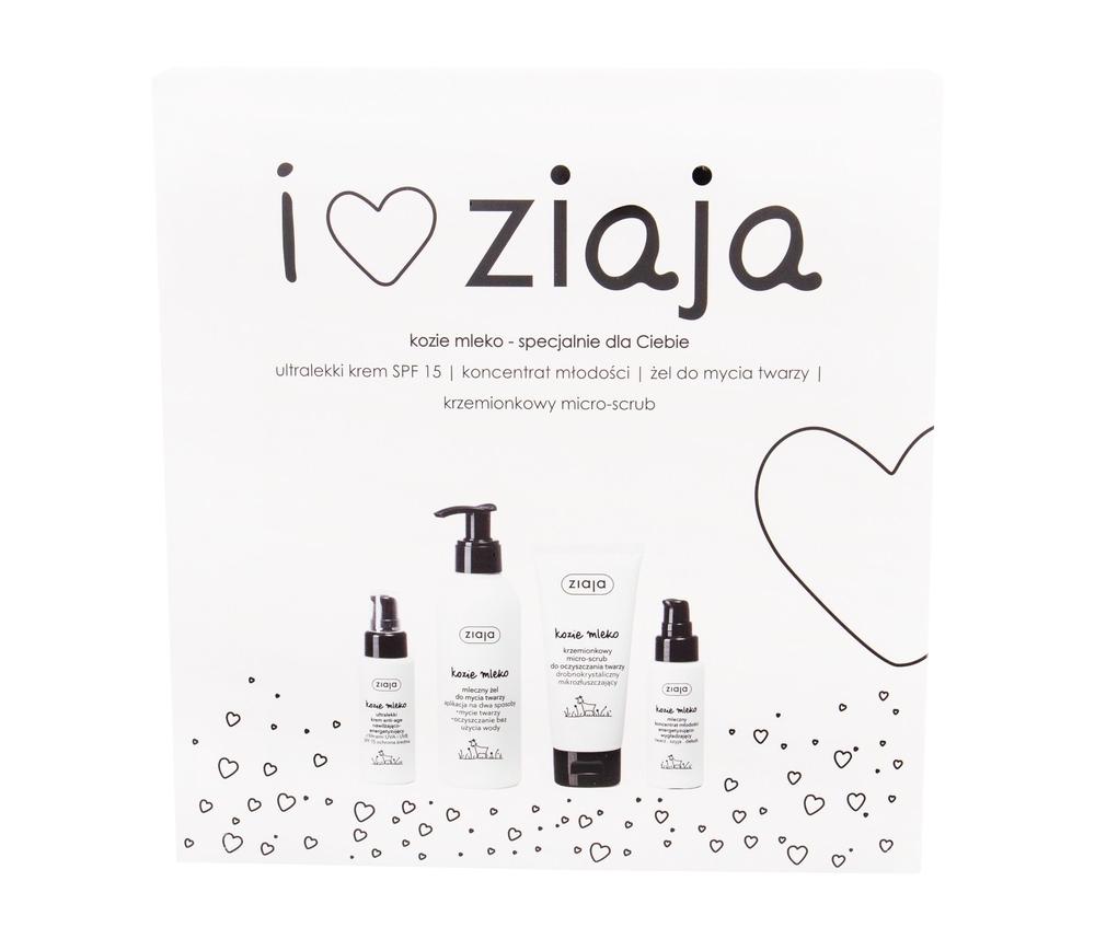 Ziaja Goat/s Milk Day Cream 50ml Spf15 (Wrinkles - All Skin Types)