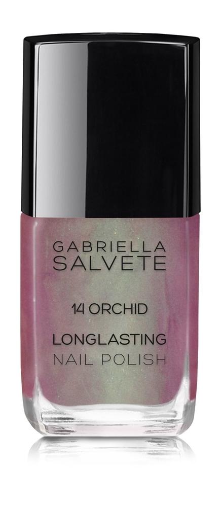 Gabriella Salvete Longlasting Enamel Nail Polish 11ml 14 Orchid