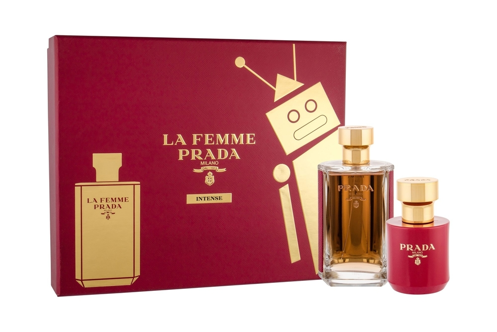 Prada La Femme Intense Eau De Parfum 100ml