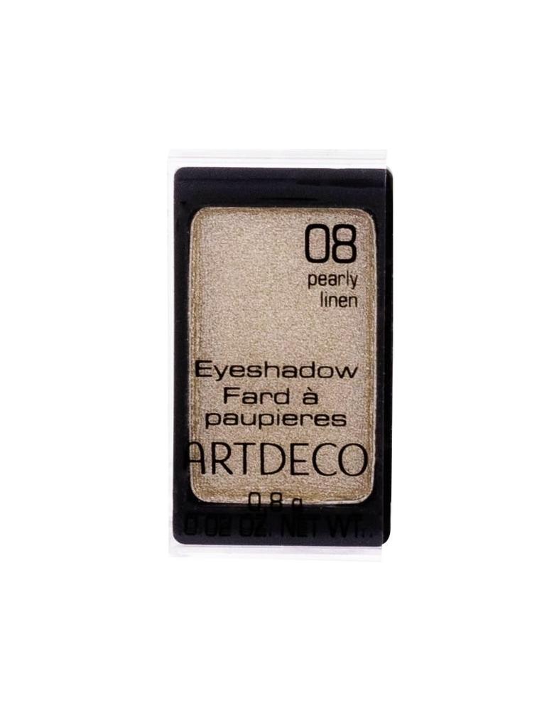 Artdeco Pearl Eye Shadow 0,8gr 08 Pearly Linen oμορφια   μακιγιάζ   μακιγιάζ ματιών   σκιές ματιών