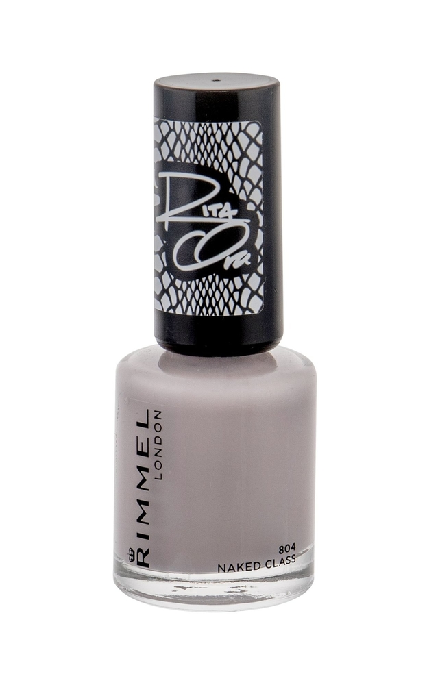 Rimmel London 60 Seconds By Rita Ora Nail Polish 8ml 804 Naked Class