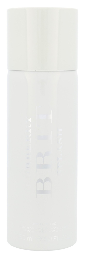 Burberry Brit Splash Deodorant 150ml Aluminum Free For Him (Deo Spray)