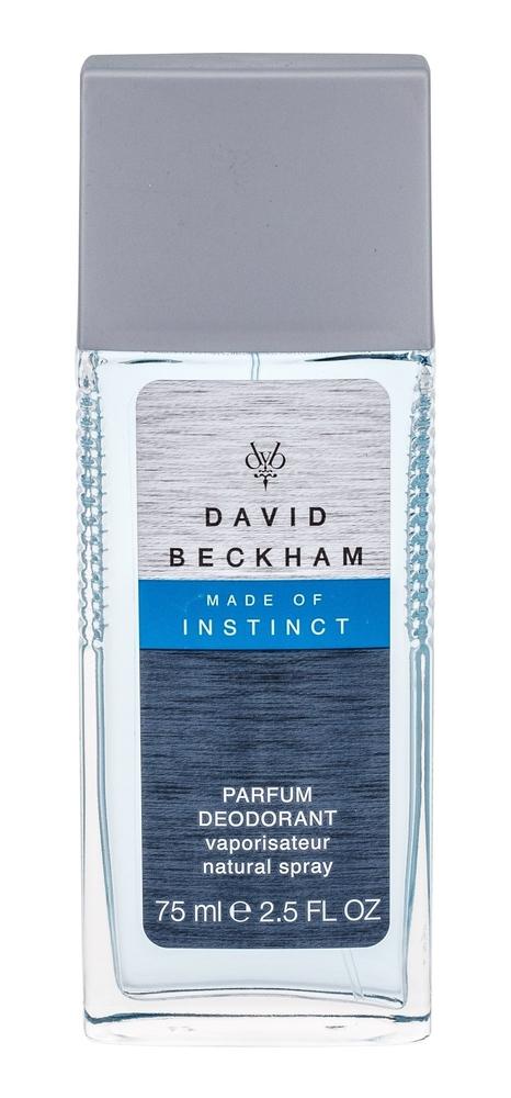 David Beckham Made Of Instinct Deodorant 75ml (Deo Spray)