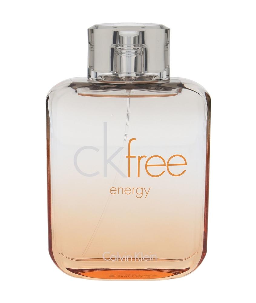 Calvin Klein Ck Free Energy Eau De Toilette 100ml