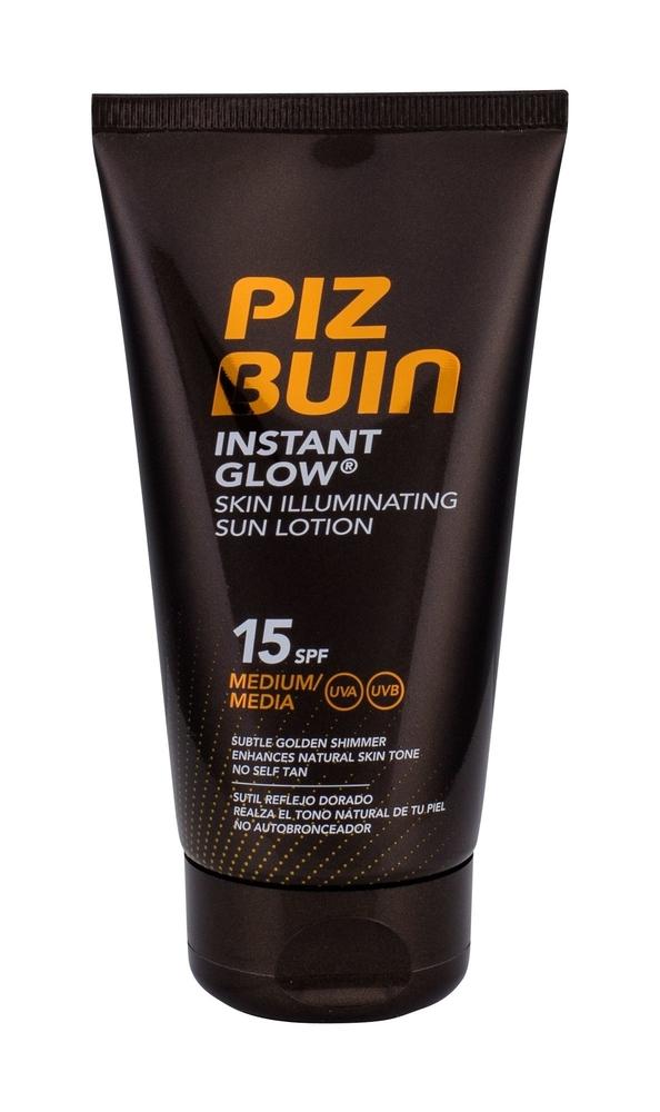 Piz Buin Instant Glow Sun Body Lotion 150ml Spf15