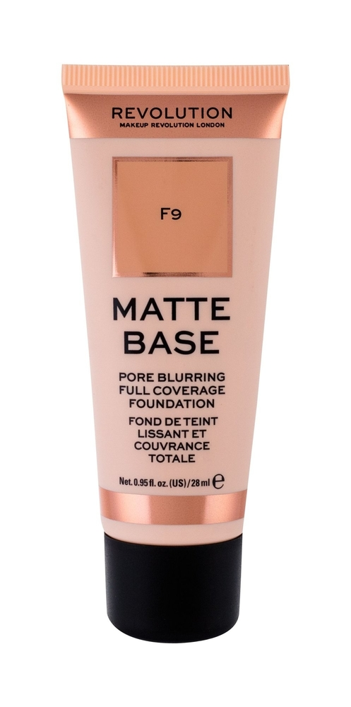 Makeup Revolution London Matte Base Makeup 28ml F9
