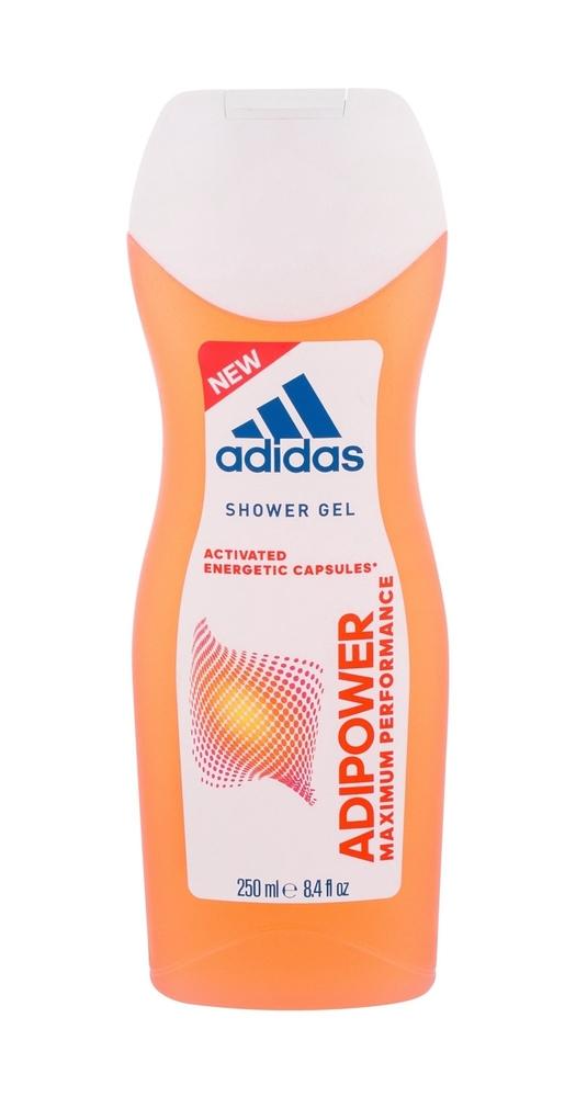 Adidas Adipower Shower Gel 250ml oμορφια   σώμα   aφρόλουτρα