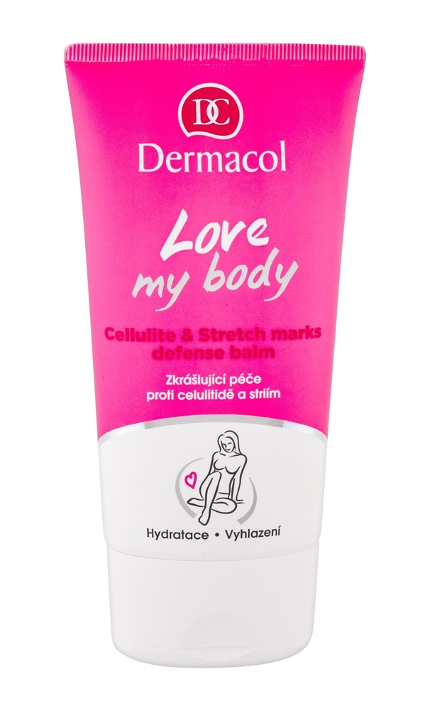 Dermacol Love My Body Cellulite And Stretch Marks 150ml