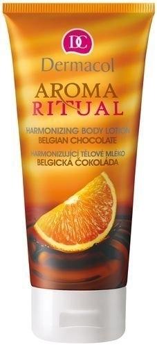 Dermacol Aroma Ritual Belgian Chocolate Body Lotion 200ml oμορφια   σώμα   κρέμες σώματος