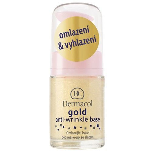Dermacol Gold Anti-Wrinkle Base 15ml