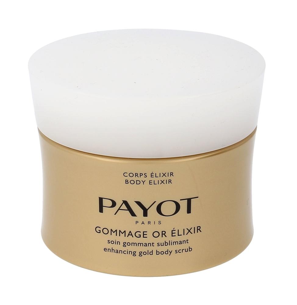 Payot Corps Elixir Enhancing Gold Body Scrub Body Peeling 200ml oμορφια   σώμα   peeling   scrub
