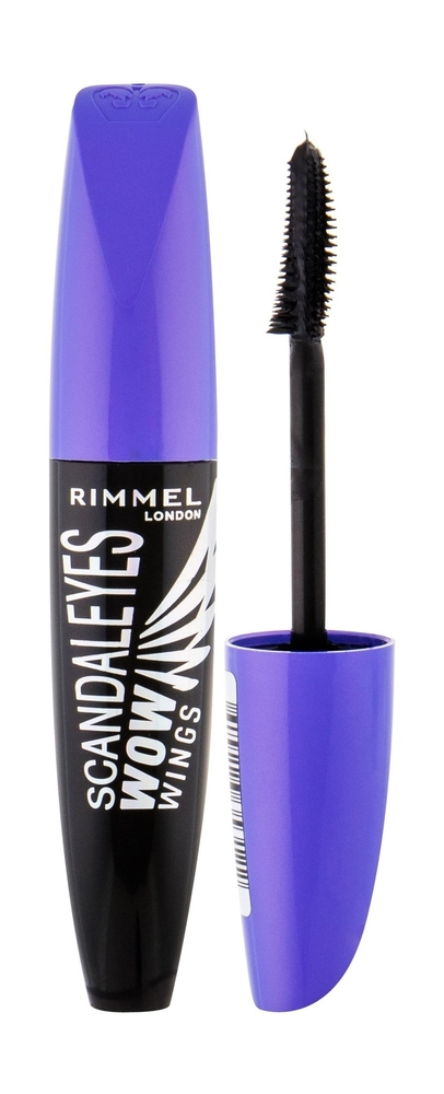 Rimmel London Scandal Eyes Mascara 12ml 003 Extreme Black