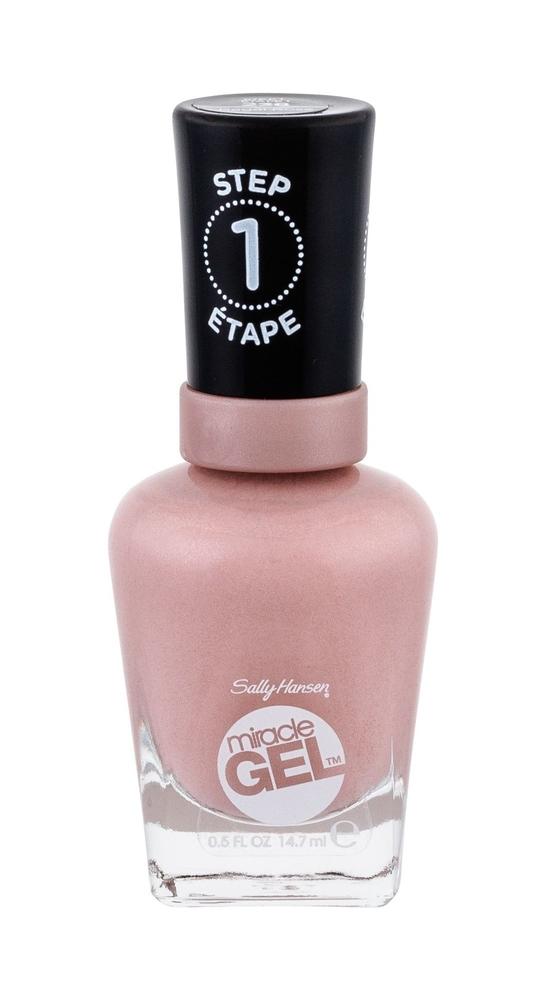 Sally Hansen Miracle Gel Step1 Nail Polish 14,7ml 238 Regal Rose