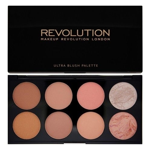 Makeup Revolution Mur Ultra Profess.blush Pallette About Cream 13g oμορφια   μακιγιάζ   μακιγιάζ προσώπου   ρούζ