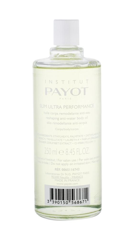 Payot Le Corps Slim Ultra Performance Reshaping Anti-water Oil For Slimming And Firming 250ml