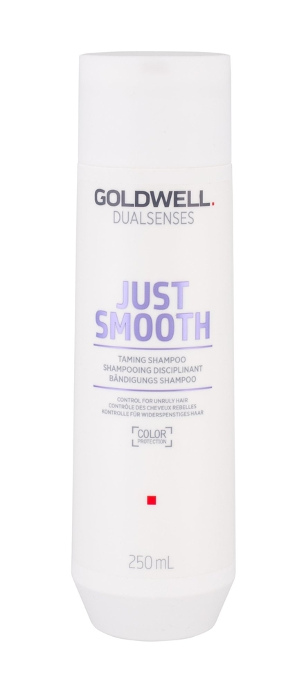 Goldwell Dualsenses Just Smooth Shampoo 250ml (Unruly Hair)