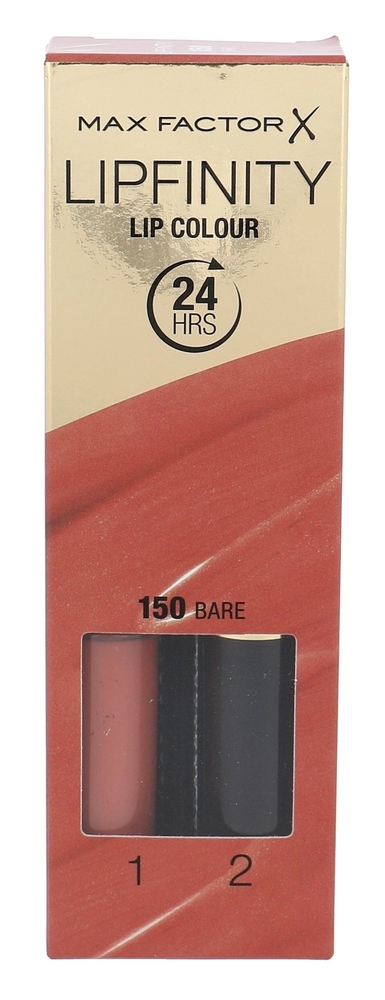 Max Factor Lipfinity Lip Colour Lipstick 4,2gr 150 Bare (Glossy)