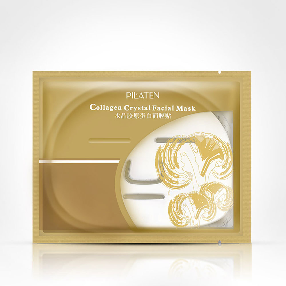 Pilaten Collagen Crystal Facial Mask Face Mask 60gr (For All Ages)