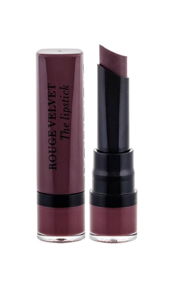 Bourjois Paris Rouge Velvet The Lipstick Lipstick 2,4gr 26 French Opera (Matt)