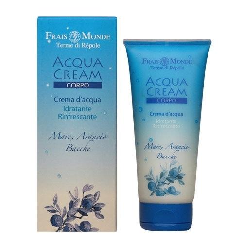 Frais Monde Acqua Sea Orange And Berries Body Cream 200ml