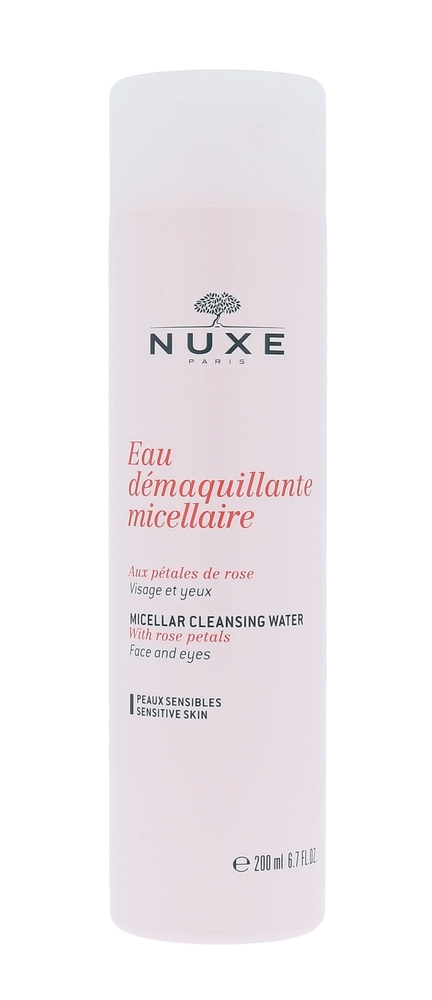 Nuxe Rose Petals Cleanser Micellar Water 200ml (All Skin Types)