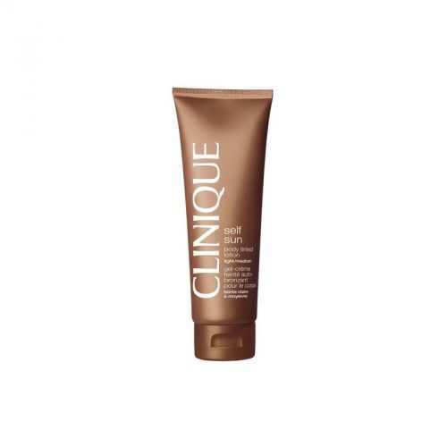 Clinique Self Sun Self Tanning Product 125ml Light/medium oμορφια   αντηλιακή προστασία   μαύρισμα   self tanning