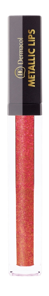 Dermacol Metallic Lips Lipstick 3,5ml 02 Paris Dream