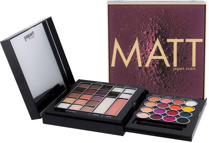 Pupa Pupart M Matt Makeup Palette 001 Velvet Mood 22gr