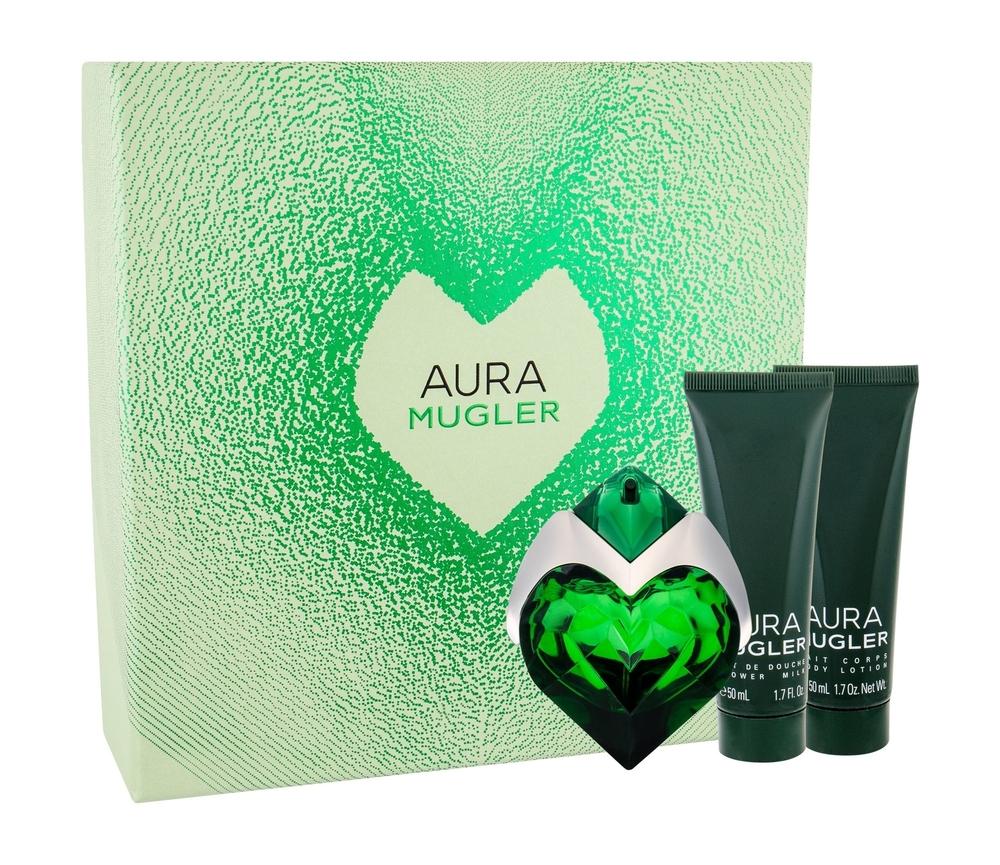 Thierry Mugler Aura Eau De Parfum 30ml Refillable