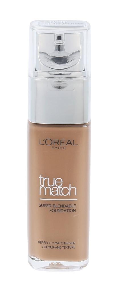 L/oreal Paris True Match Spf17 Makeup 30ml D8-w8 Golden Cappucc