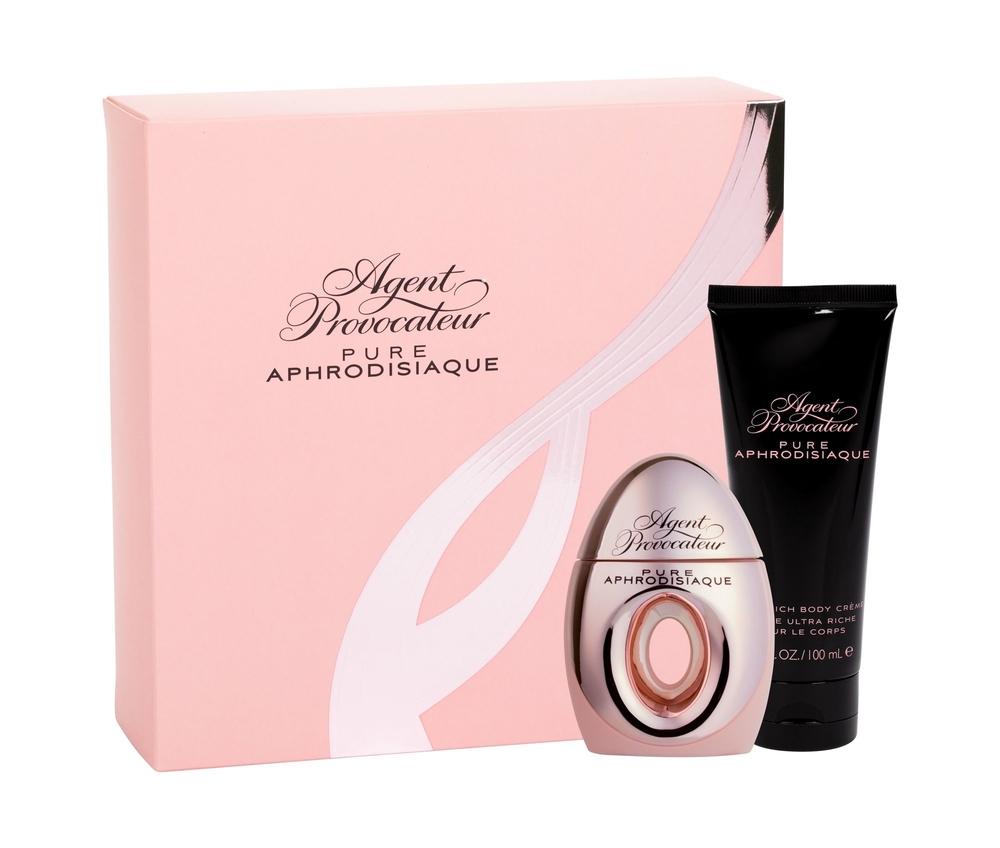 Agent Provocateur Pure Aphrodisiaque Eau De Parfum 40ml - Set