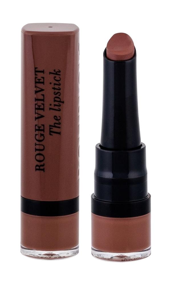 Bourjois Paris Rouge Velvet The Lipstick Lipstick 2,4gr 23 Taupe Of Paris (Matt)