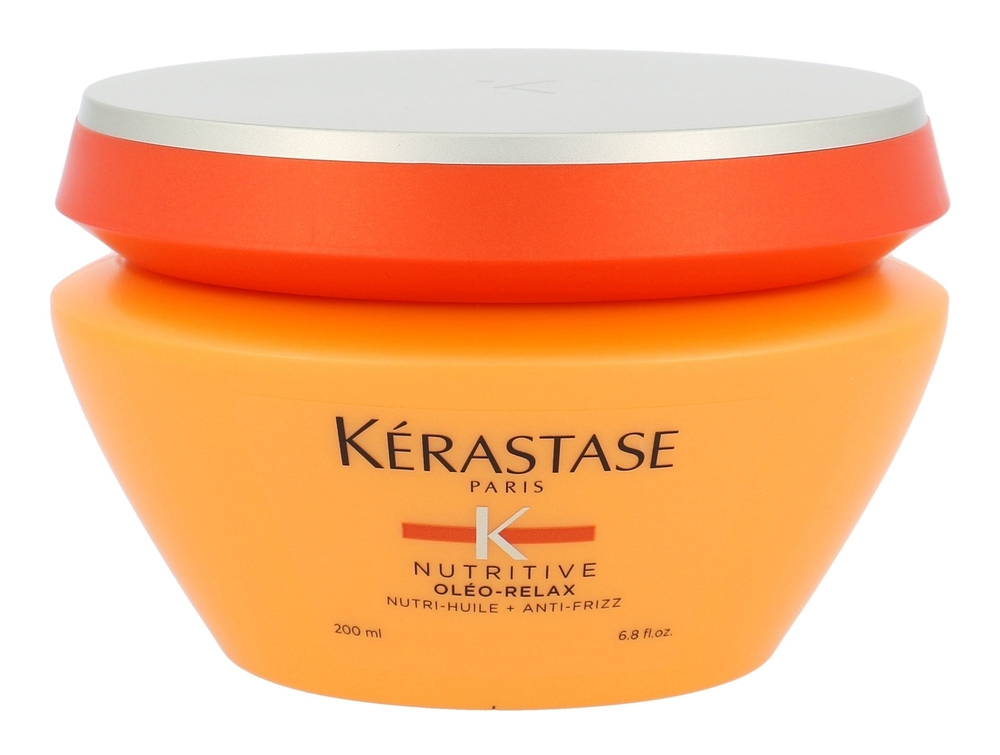 Kerastase Nutritive Oleo Relax Hair Mask 200ml (Unruly Hair - Dry Hair)