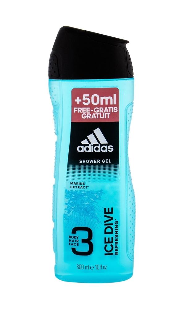 Adidas Ice Dive Shower Gel 300ml