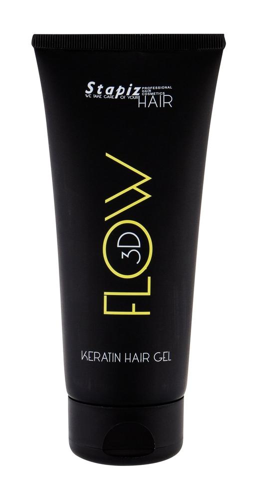 Stapiz Flow 3d Keratin Hair Gel 200ml (Strong Fixation)