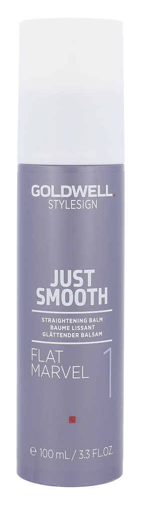 Goldwell Style Sign Just Smooth Hair Balm 100ml (Unruly Hair) oμορφια   μαλλιά   φροντίδα μαλλιών   προστασία μαλλιών