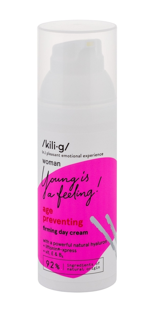 Kili·g Woman Age Preventing Day Cream 50ml (All Skin Types - Mature Skin)
