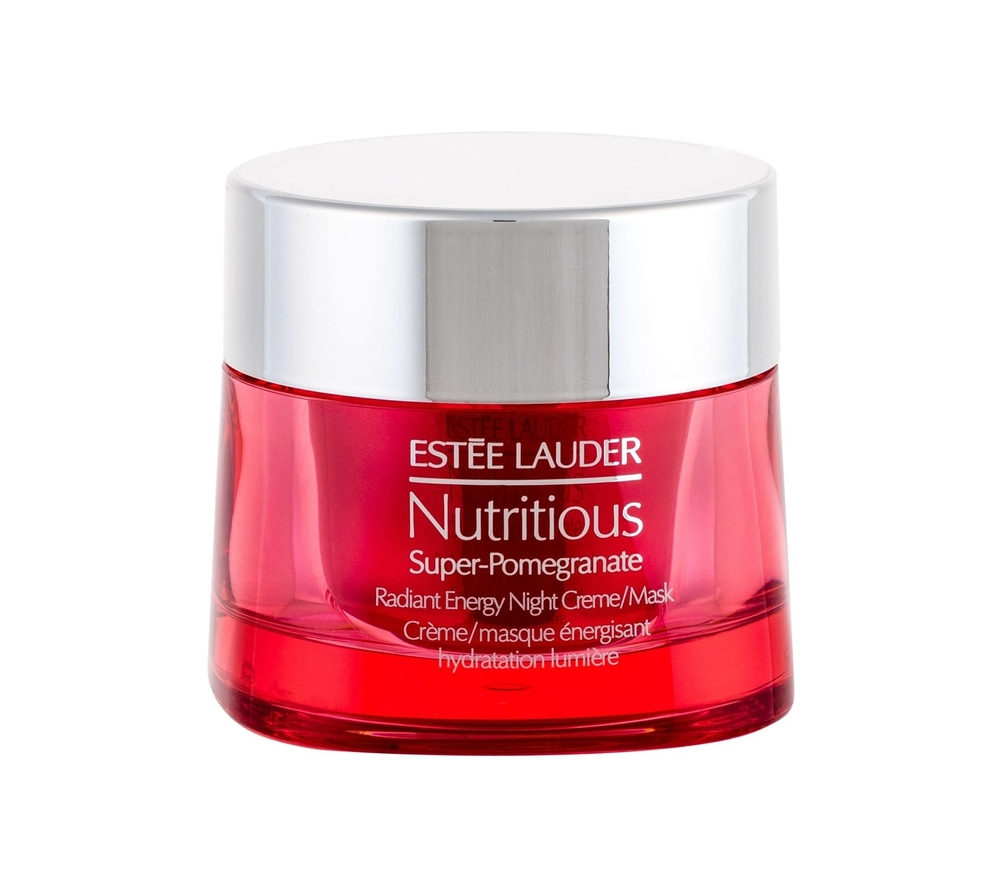 Estee Lauder Nutritious Radiant Energy Night Skin Cream 50ml (All Skin Types - For All Ages)