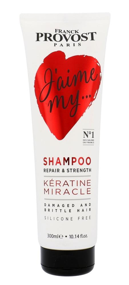 Franck Provost Paris J/aime My... Keratine Miracle Shampoo 300ml (Damaged Hair)