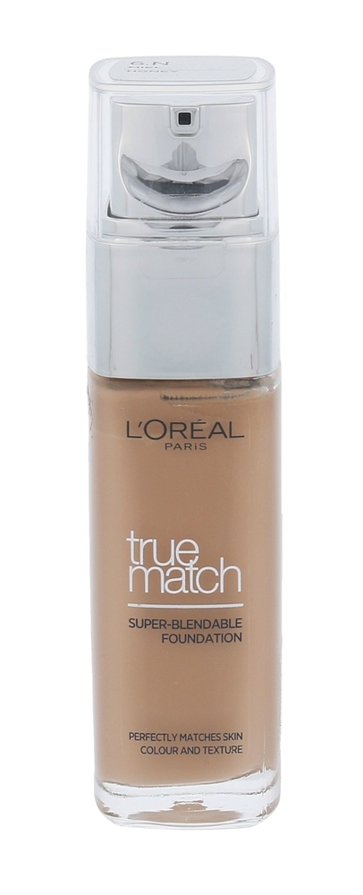 Loreal Paris True Match Super Blendable Foundation SPF17 30ml N6 Honey