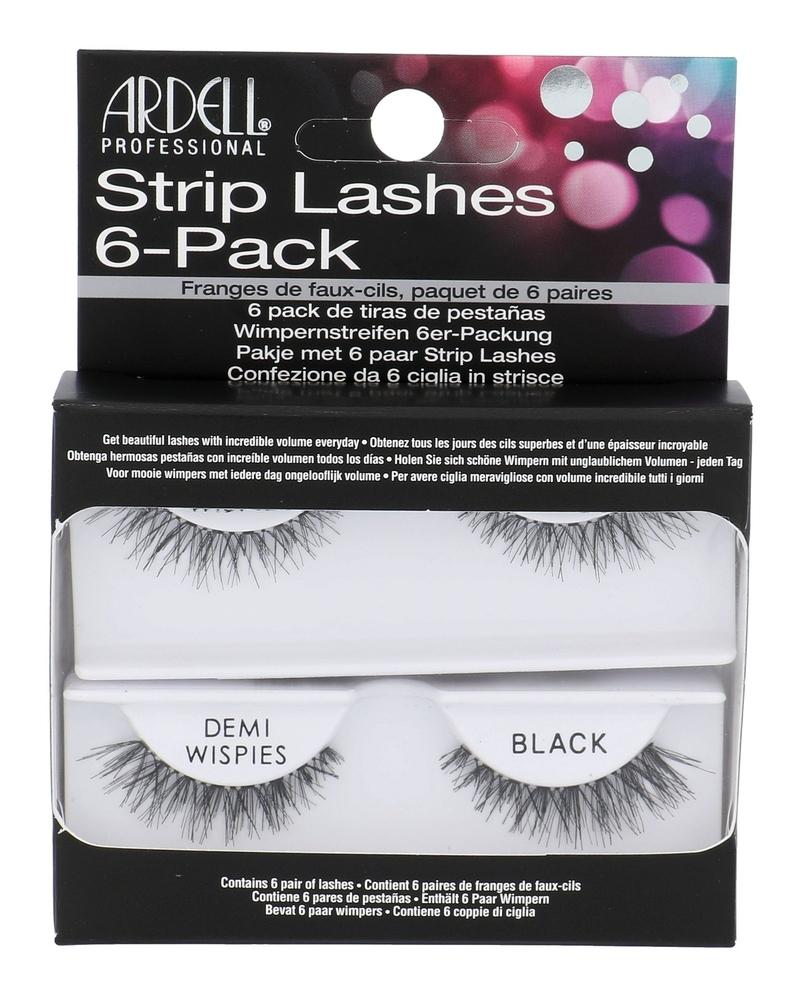 Ardell Strip Lashes False Eyelashes 1pc Black