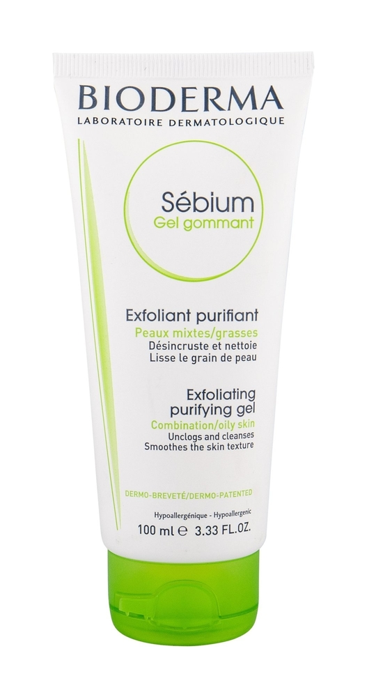 Bioderma Sebium Exfoliating Purifying Gel 100ml